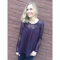 Violet Hill Blouse