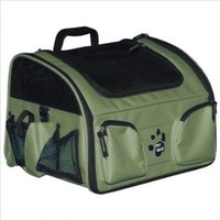 Pet Gear Ultimate Traveler 3-In-1 Carrier / Airline Traveler / Car Seat / Bike Basket