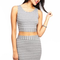 Rule Stripes Two Piece