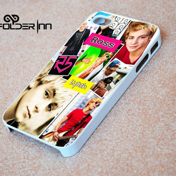 R5 Ross Lynch iPhone 4s iphone 5 iphone 5s iphone 6 case, Samsung s3 samsung s4 samsung s5 note 3 note 4 case, iPod 4 5 Case