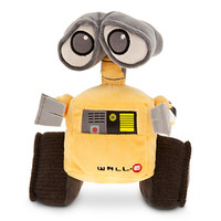 WALL-E Plush - Mini Bean Bag - 7''