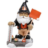 Cincinnati Bengals Temperature Gnome