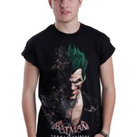 Batman - Joker Face - T-Shirt