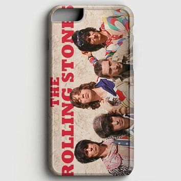 The Rolling Stones Photos Concer Band iPhone 6 Plus/6S Plus Case   casescraft