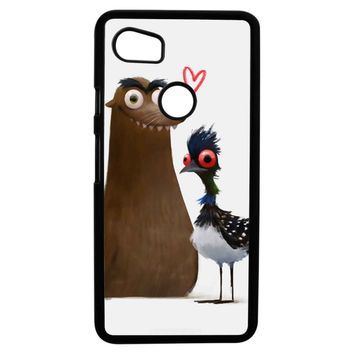 Gerald And Becky Finding Dory 2 Google Pixel 2XL Case