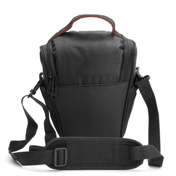 Shockproof Shoulder Camera Bag For Canon EOS 1000D 300D 350D 400D 40D 450D 60D 500D 550D SLR DSLR