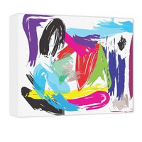 Graffiti Wall Canvas Wall Art