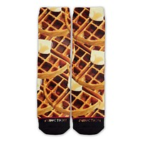 Function - Waffles and Syrup Fashion Socks