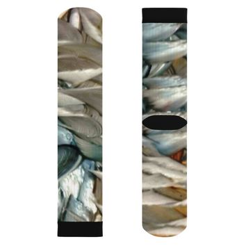 Artful Muse-Art that Elevates the Soul- Sublimation Socks