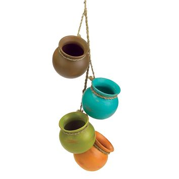 Dangling Mini Pots