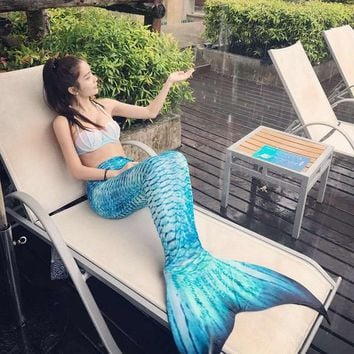 New Mermaid Tail for Swimming Mermaid Swimsuit Adult Female Tail Swimsuit Can Swim Sexy Thin Princess Choose As The Option