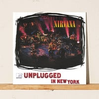 Nirvana - MTV Unplugged In New York LP | Urban Outfitters