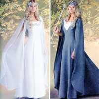 Elvish Medieval Lord of the Rings Fantasy Dress