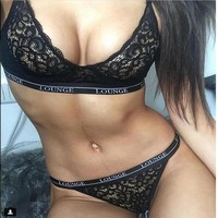 Summer Bralette Sexy Beach Stylish Hot Comfortable Lace Underwear Hot Sale Print Yoga With Steel Wire Sports Vest [10193300807]