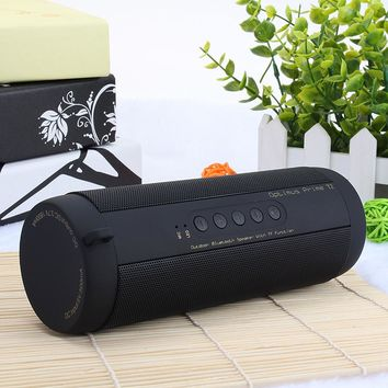 Powstro 2*3W Outdoor Waterproof Super Bass Bluetooth Speaker Mini Portable Wireless Column Hi-Fi Boxes Speakers