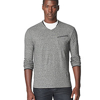 Calvin Klein Jeans Double-Layer Shirt - Soot Marl
