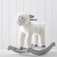 Nursery Monique Lhuillier Lamb Plush Rocker