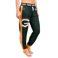 Green Bay Packers Official NFL Womens Jogger Pants