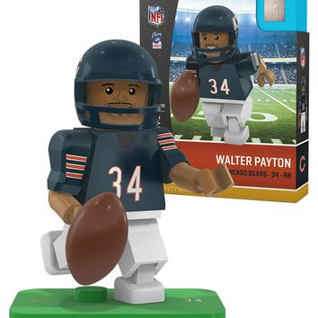 Chicago Bears WALTER PAYTON Retired Legend Limited Edition OYO Minifigure