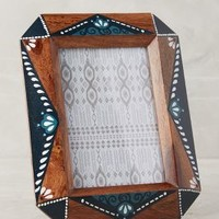 Inlaid Frame by Anthropologie