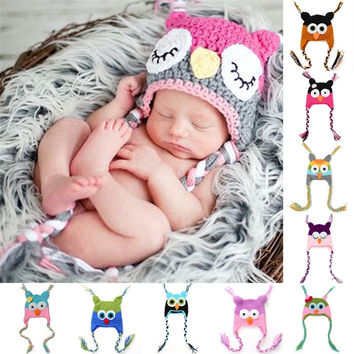 Baby Crochet Bird Bonnet
