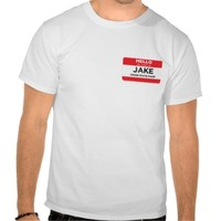Jake from State Farm Tee Shirts