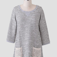 At Twilight Woven Top
