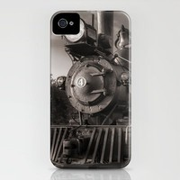 Steam Engine Number 4 Narrow Gauge Railroad iPhone Case by Bob Orsillo | Society6
