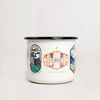 22 oz. National Parks Enamel Steel Mug