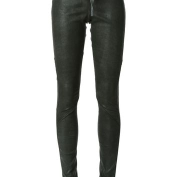 Isaac Sellam Experience skinny trousers