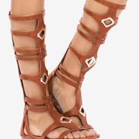 Triumph 2 Metal Diamonds Gladiator Sandal