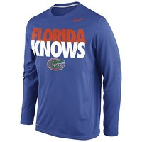 Nike Florida Gators Knows Dri-FIT Tee - Men