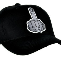 Middle Finger Skater Hat Baseball Cap Thrasher Clothing DGK
