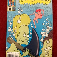 Beavis and Butthead Comic Special Summer Fun Issue! August 6 - Pre-owned