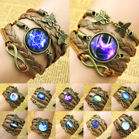 Gift Shiny Stylish Hot Sale Awesome Great Deal New Arrival Handcrafts Vintage Bracelet [8995872076]