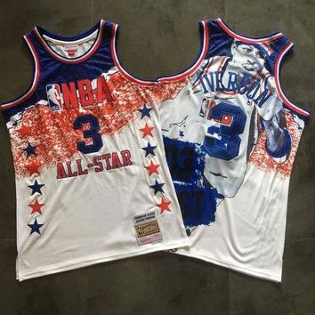 Mitchell & Ness 2003 All-Star 3 Allen Iverson Swingman Jersey DCCK
