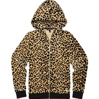 Leopard Velour Relaxed Jacket by Juicy Couture
