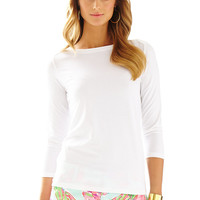 Lilly Pulitzer Andie Boatneck Top
