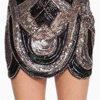 Great Gatsby Tulip Skirt