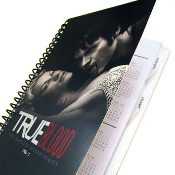 True Blood 2012 Calendar / Daily Planner