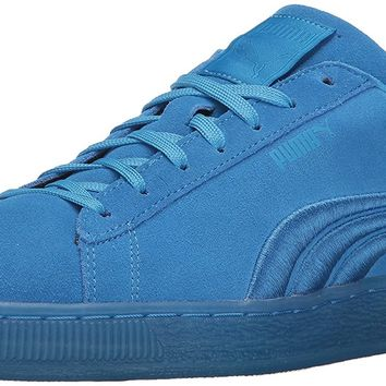 PUMA Suede Classic Badge Iced Fashion Sneaker