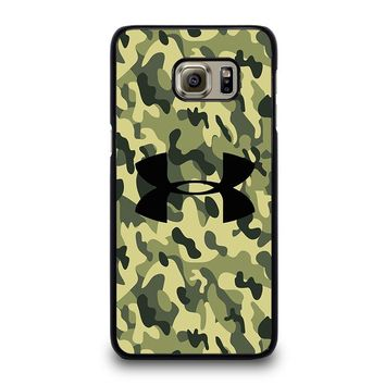CAMO BAPE UNDER ARMOUR Samsung Galaxy S6 Edge Plus Case Cover