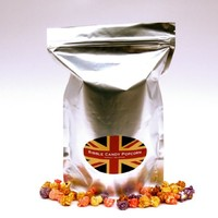 New and Improved Original Bibble Candy Popcorn Mix