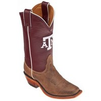 Academy - Nocona Women's Texas A&M University Western Boots