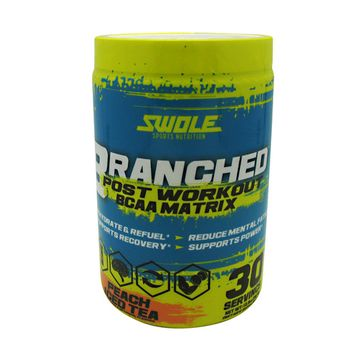 Swole Branched, 30 Servings