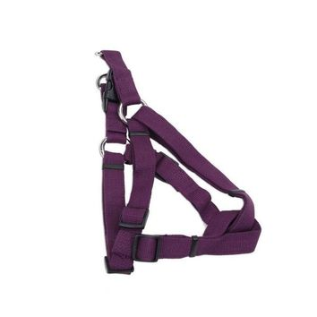 "New Earth Soy Comfort Wrap Harness 5/8"" x 16-24"" Purple"