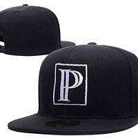 HAISHEN Pvris Band Logo Adjustable Snapback Embroidery Hats Caps