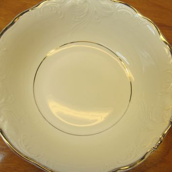 MADE IN POLAND WALBRZYCH CHINA FRUIT OR DESERT BOWL