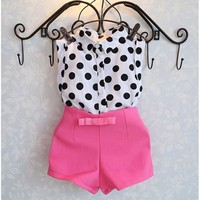 Baby Girl Summer Sunsuit