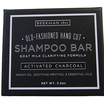 Charcoal Shampoo Bar By Beekman 1802